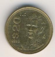MEXICO 1988: 20 Pesos, KM 508 - Mexico