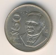 MEXICO 1985: 50 Pesos, KM 495 - Mexico