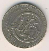 MEXICO 1981: 20 Pesos, KM 486 - Mexico