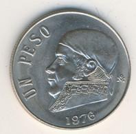 MEXICO 1976: 1 Peso, KM 460 - Mexico