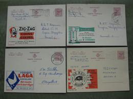 LOT DE 4 PUBLIBELS 1970 / 2008 / 2085 / 2105 - Publibels