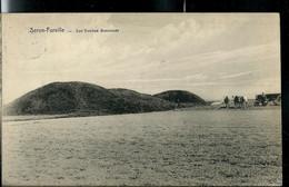 SERON - FORVILLE : Les Tombes Romaines   - Carte Obl.  18/07/1914 - Fernelmont
