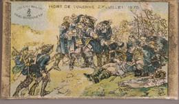 Boite Carton Plumes Sergent-Major (8)  La Mort De Turenne 27 Juillet 1675 - Pens