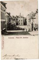 Leuven  Place St Antoine - Leuven