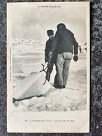 Saint-Pierre Et Miquelon : La Récolte De La Glace, La Maison De Campagne Du Gouverneur à Langlade - Saint-Pierre-et-Miquelon