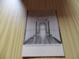 CPA Frameries (Belgique).Pensionnat Des Soeurs De La Providence - Galerie Du Rez-de-chaussée. - Frameries