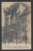 (528) BERLIN : DIE KAMPFE UM SCHLOSS UND MARSTALL IN BERLIN - ARTILLERIE VOLTREFFER IM MARSTALL - Guerra 1939-45