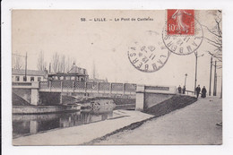 CP 59 LILLE Le Pont De Canteleu - Lille