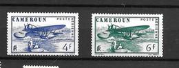 1941 -cameroun Poste Aérienne - MNH* - YT 6 7 - Neufs