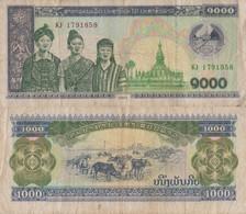 Laos / 1.000 Kip / 2003 / P-32A(b) / FI - Laos