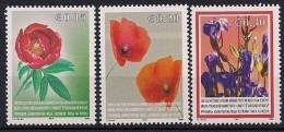 2005 Kosovo Mi. 28-30 **MNH  Einheimische Flora - Kosovo