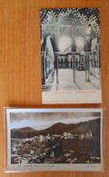 GRANADA - 2 Tarjeta Postal - Enviado - Granada