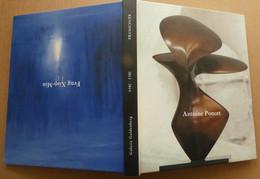 ANTOINE PONCET FENG XIAO-MIN CATALOGUE RENCONTRE GOLDENBERG 2013-2014 : Livre D'exposition Du Peintre Chinois Feng Xiao - Arte