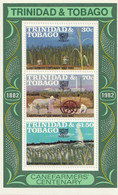 TRINIDAD & TOBAGO - Centenaire De La Production De La Canne à Sucre - MNH - 1982 - Trinidad Y Tobago (1962-...)