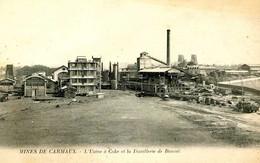 MINES DE CARMAUX =   L'usine à Coke Et La Distillerie    2312 - Carmaux