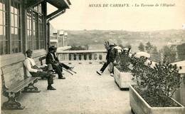 MINES DE CARMAUX =   La Terrasse De L'hopital    2313 - Carmaux