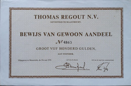Thomas Regout Maastricht - Sin Clasificación
