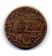 Maroc - 1/20 Rial 1321 B+ - Morocco