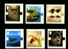 GREAT BRITAIN - 2009  DARWIN  SELF-ADHESIVE  SET  MINT NH - Unused Stamps