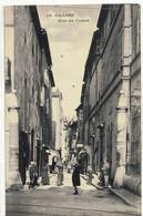 CPA   GRASSE  Rue Du Cours   N° 16 - Grasse
