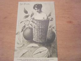 Carte Postale  Les Fruits L'orange - Altri