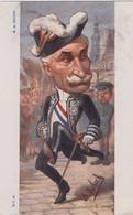 CPA : M. De Selves ,  Illustrateur Moloch , Caricature Politique - Moloch