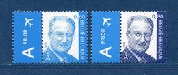 ⭐ Belgique - YT N° 3304 Et 3305 ** - Neuf Sans Charnière - 2004 ⭐ - Unused Stamps