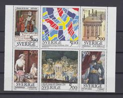 Sweden 1994 - Michel 1817-1822 MNH ** - Ungebraucht