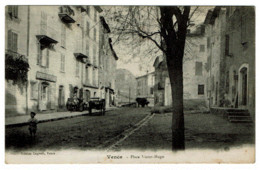 06 - Alpes Maritimes  * Vence - Place Victor Hugo - Editeur: Cagnoli * - Vence