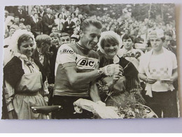 Jacques ANQUETIL - CENSEAU - Critérium Après TDF Août 1967 - Cycling