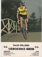 DANIEL  WILLEMS    IJSBOERKE GIOS FORMAT 30 X 21 CMS - Cycling