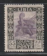 LIBYE - N°30 * (1921) - Libya