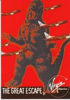 Pubblicità Advertising Cartolina Citrus N°0024 - Virgin Exspress - Advertising