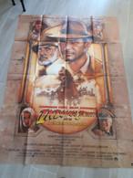 1989 Indiana Jones-la Dernière Croisade-affiche De Cinéma-format 120X160cm - Posters