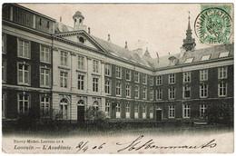 Leuven  Emery-Michel. Louvain L'Academie - Leuven