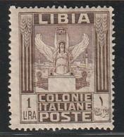 LIBYE - N°53 * (1924-40) Sans Filigrane - Libya
