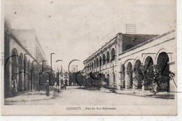 Djibouti (République De Djibouti Ou Somalie) : Rue De Ras Makonnen En 1910 (animé) PF. - Somalia