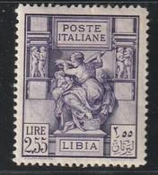 LIBYE - N°63 * (1931) - Libya