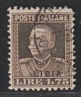 LIBYE - N°58 Obl (1929) - Libya