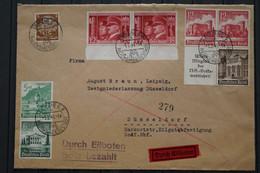 Deutsches Reich Hindenburg Medallion - Briefe U. Dokumente
