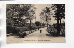 CARQUEFOU LE PONT DE CHARBONNEAU - Carquefou