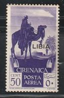 LIBYE - PA N°3 * (1936) - Libya