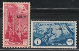 LIBYE - PA N°4/5 * (1937) - Libya