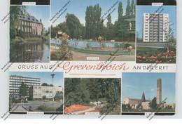4048 GREVENBROICH, Mehrbild-AK - Grevenbroich