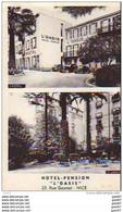 "à  NICE      (  HOTEL-- PENSION  23 Rue Gounod """" L´OASIS """"  Ref ...A0.420 - Sin Clasificación"