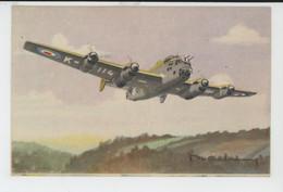 AVIATION - ILLUSTRATEUR PHILIPPE CHARBONNEAUX - N° 14 - Avion HALIFAX - 1919-1938: Between Wars