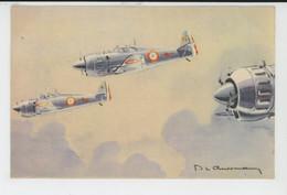 AVIATION - ILLUSTRATEUR PHILIPPE CHARBONNEAUX - N° 11 - Avion BLOCH 152 - 1919-1938: Between Wars