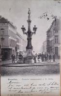 Fontaine Monumentale De St Gilles 1902 (animée) - St-Gilles - St-Gillis