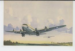 AVIATION - ILLUSTRATEUR PHILIPPE CHARBONNEAUX - N°26 - Avion SKYMASTER - 1919-1938: Between Wars