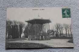 Cpa 1908, Soissons, Le Mail, Aisne 02 - Soissons